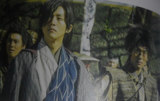 Saizou dan Sasuke menjadi komandan pertempuran di benteng selatan