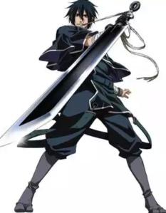 Saizou dalam anime