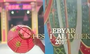 Gebyar Festival Imlek 2017