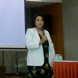 dr Rachel Djuanda, spKK menjelaskan pentingnya menjaga kesehatan kulit