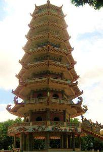 Pagoda di Pulo Kemaro