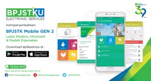Aplikasi mobile BPJSTK untuk cek saldo dan klaim online
