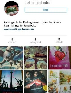 Instagram keblingerbuku
