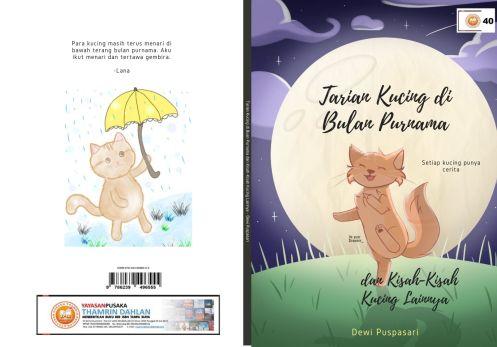buku kucing