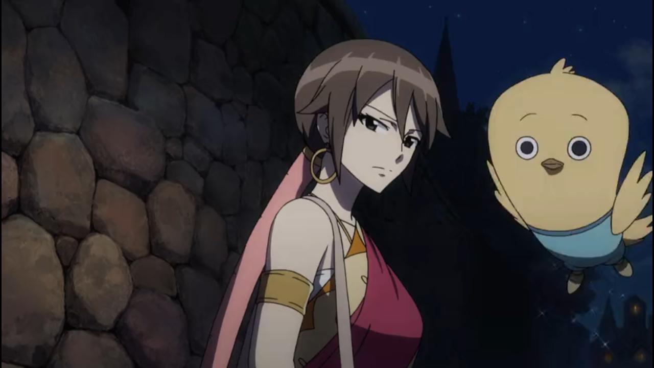 Sihir Dan Persahabatan Dalam Fairy Tail The Movie The Phoenix Priestess Dewipuspasari S Weblog