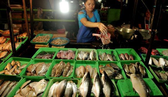 Pasar ikan kramat jati