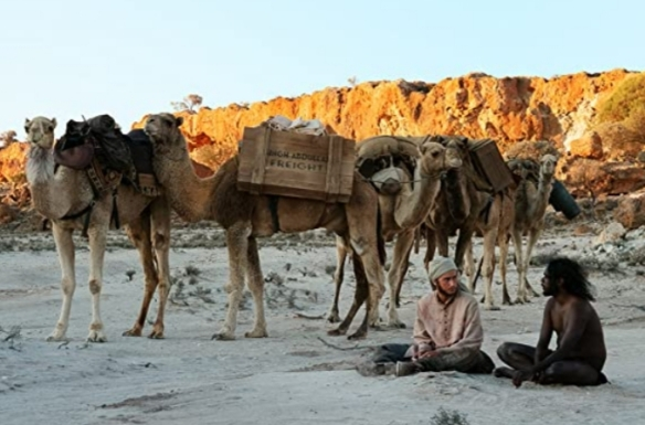 The furnace, penunggang onta afghanistan dan aborigin
