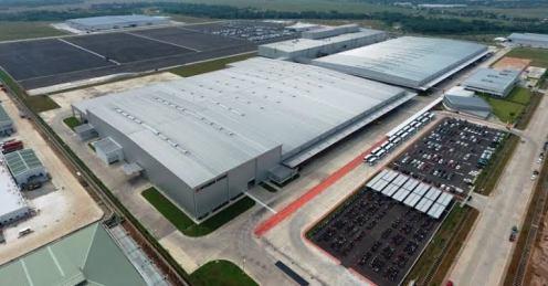 Pabrik veolia