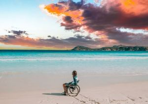 """From Sky to Sea"", Cerita Sutradara Dokumenter Penyandang Disabilitas"