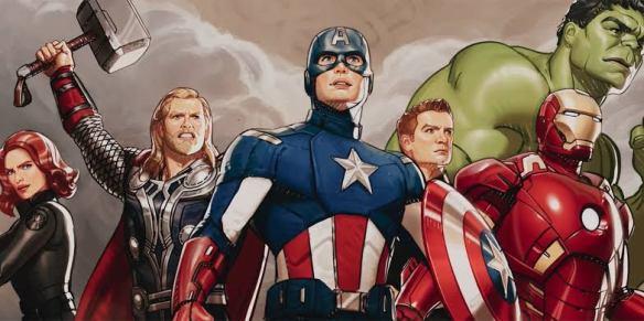 Avengers tewas