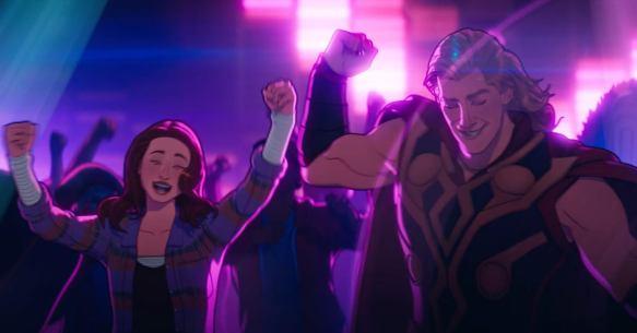 Thor dan jane